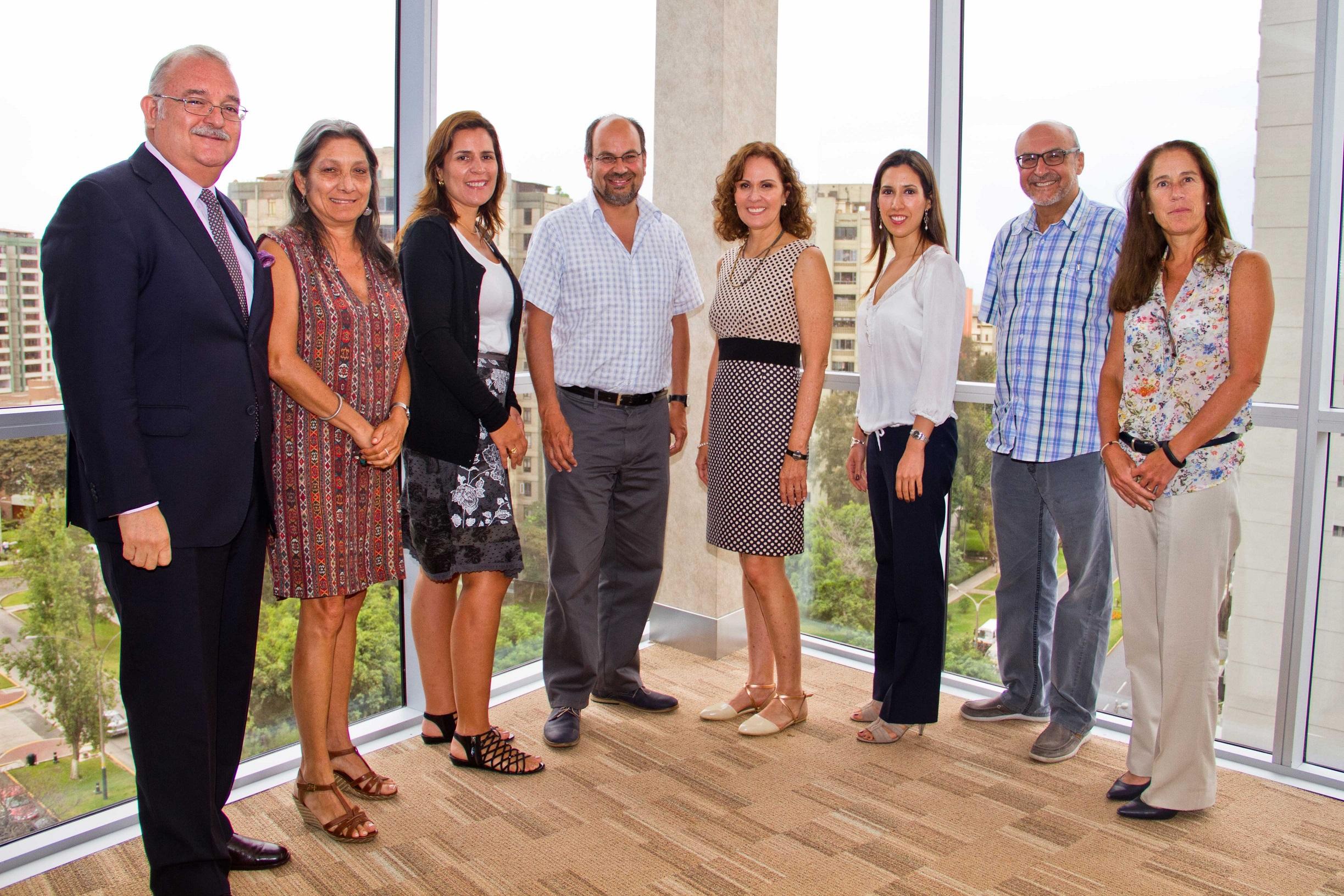La Fundación Gustavo Mohme Llona (FGML)