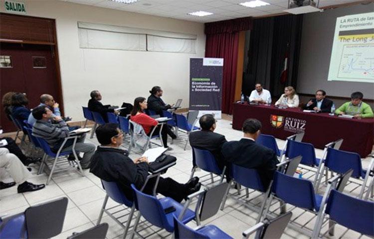 Segunda Mesa de Debate sobre Sociedad de la Información y cultural digital