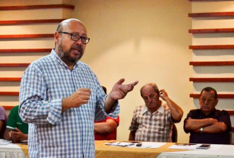 Amplia acogida tuvo en Iquitos el taller sobre financiamiento de la actual campaña electoral