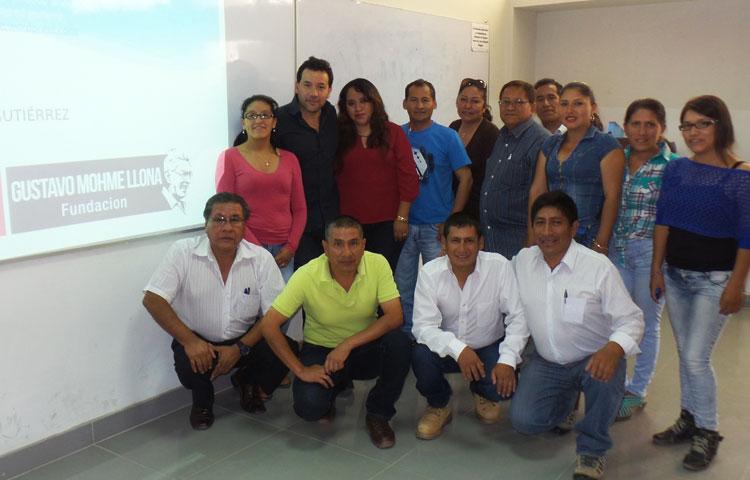 Taller de periodistas en Huánuco inició chequeo de candidatos al Congreso