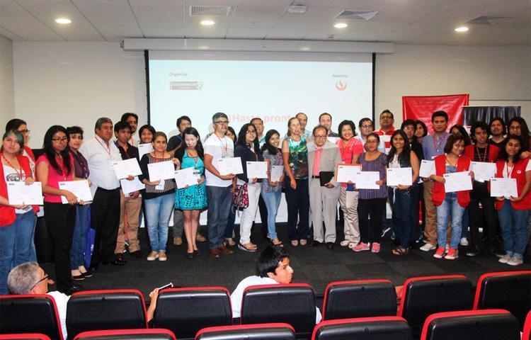 Presentaciones de los expositores del I Taller Nacional de Periodismo de Investigación