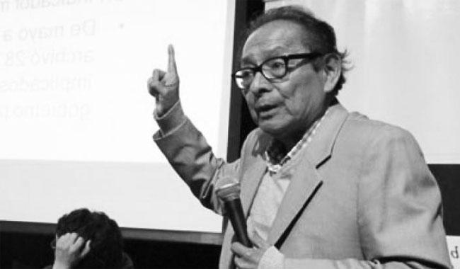 Edmundo Cruz dictará el próximo taller en Moquegua