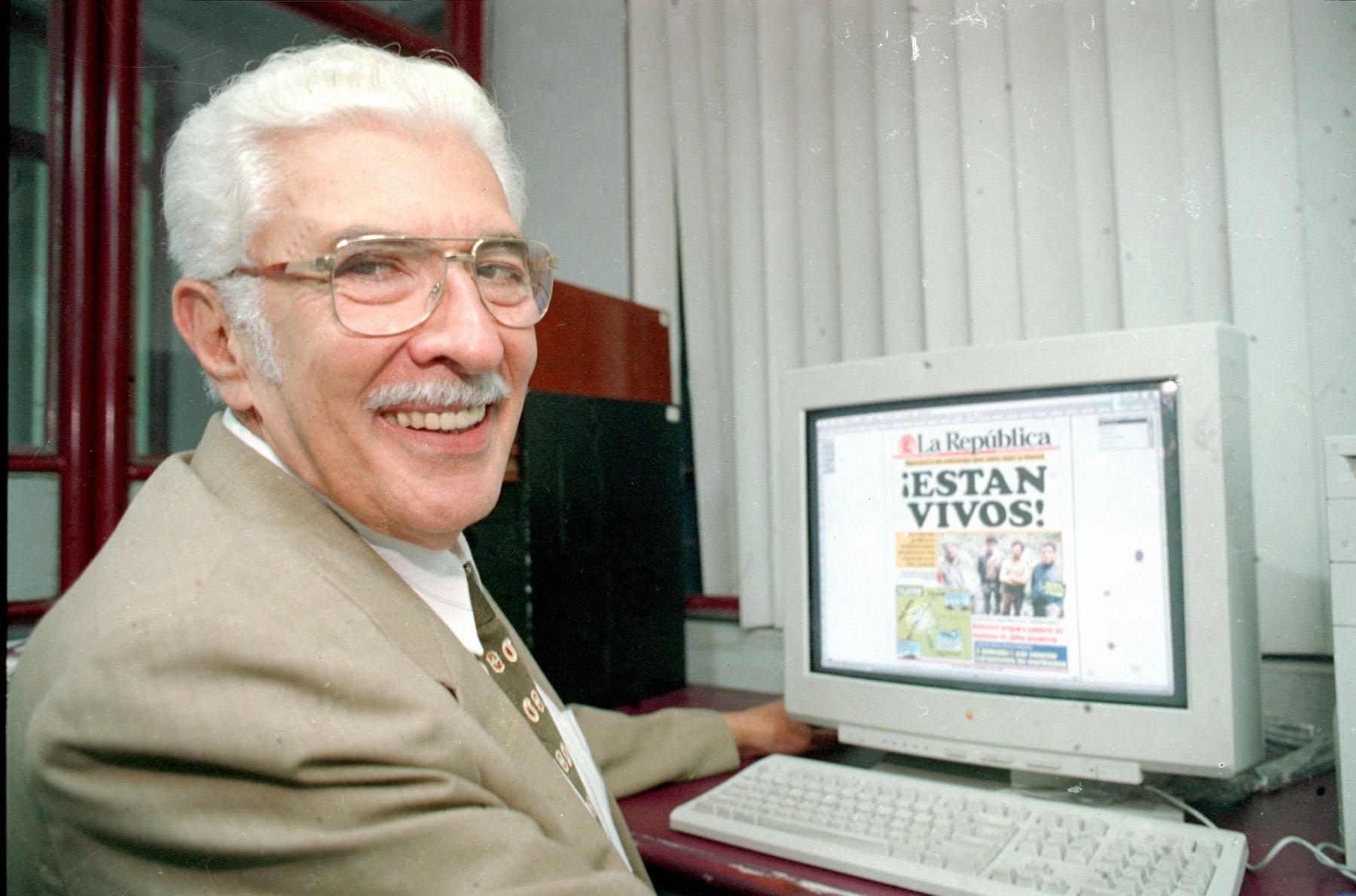 Fundación Mohme saluda al diario La República por su aniversario