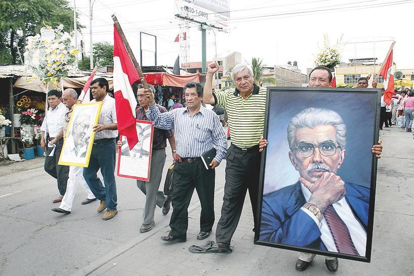 Hombres que hacen falta en el Perú