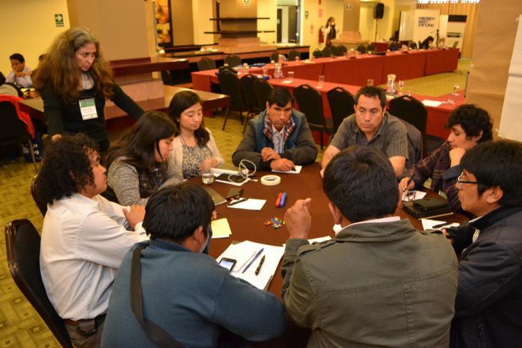 Inició capacitación a periodistas de la Macro Región Sur