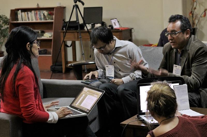 Segundo Taller de Periodismo de Investigación se desarrollará en Huancayo