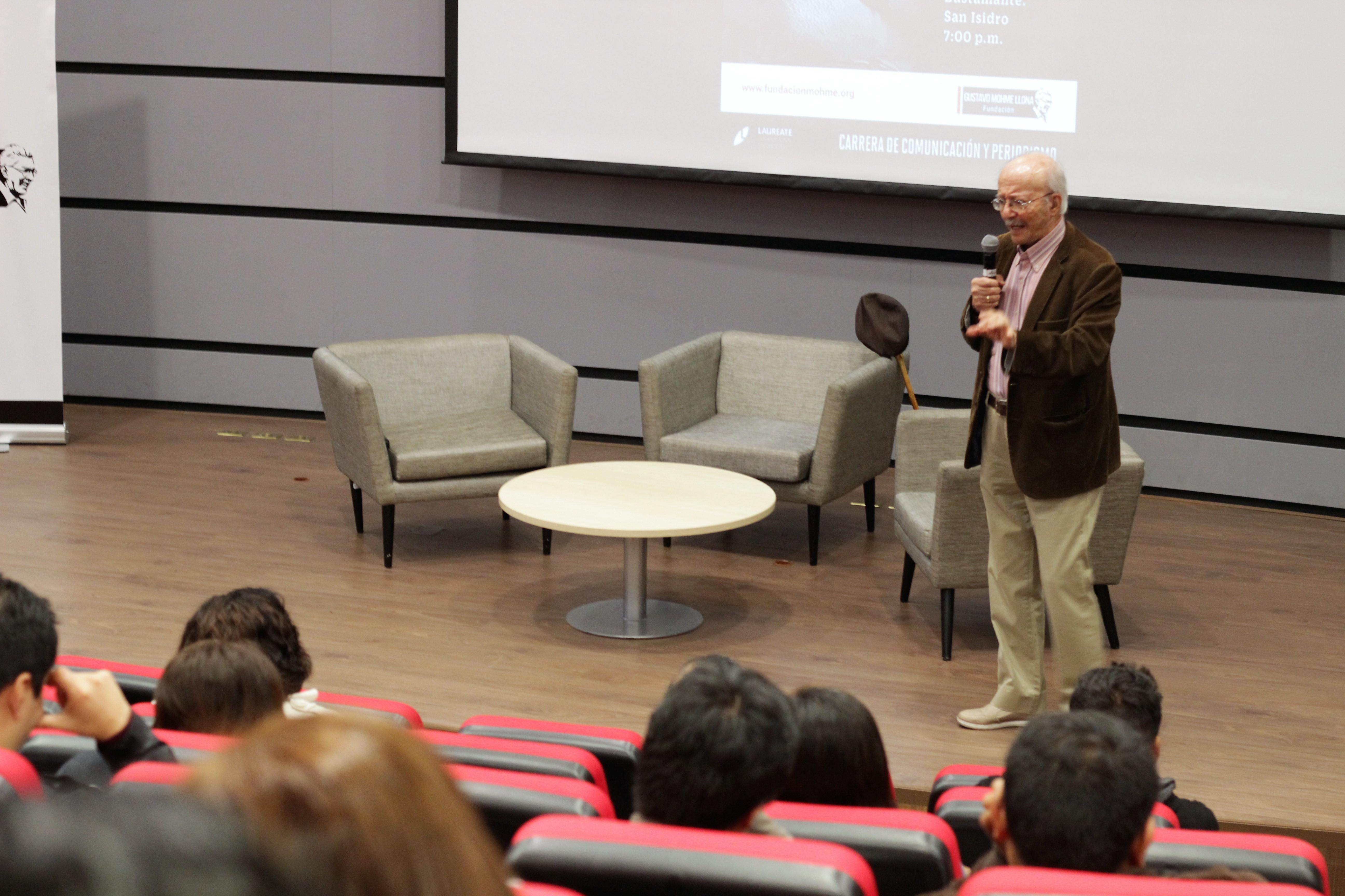 Periodistas de medios a nivel nacional se reunieron en taller sobre ética y fuentes de financiamiento