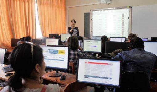 Resultados de convocatoria a Taller de Periodismo de Investigación en la Macro Región Norte
