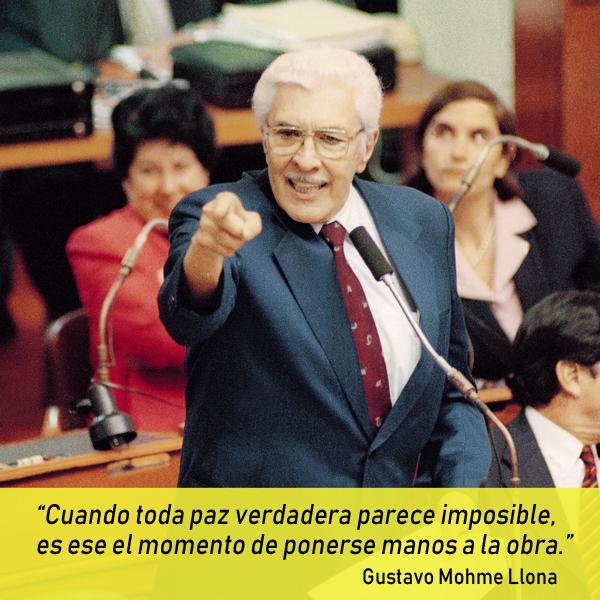 Mensaje de la Fundación Mohme ante el Indulto a Fujimori