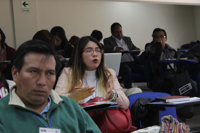 Seleccionados para el V Taller Periodismo de Investigación y Fiscalización Electoral – Ucayali