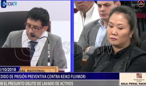 Expectante audiencia