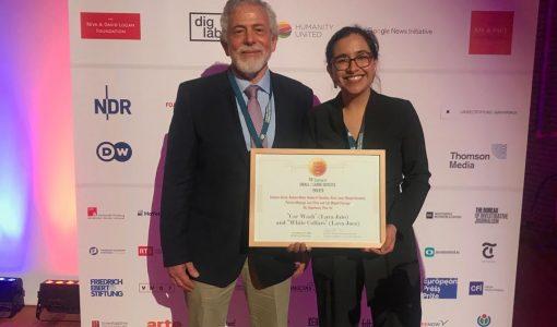 """Investigaciones de IDL-Reporteros ganan el Premio """"Global Shining Light"""""""