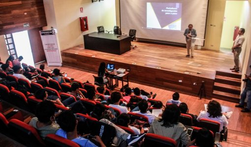 Organizan conversatorio sobre periodismo y fiscalización electoral en Pucallpa