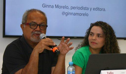 Taller sobre migración y periodismo: cómo cubrir el desplazamiento venezolano en América Latina