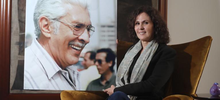 """Stella Mohme Seminario: """"Mi papá tenía fe en que el país podía cambiar para mejor"""""""